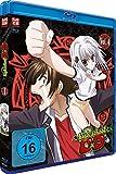 Highschool DxD - Staffel 1 - Vol.4 - [Blu-ray]