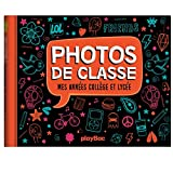 Mon album photos de classe - Collège et lycée - Édition 2020