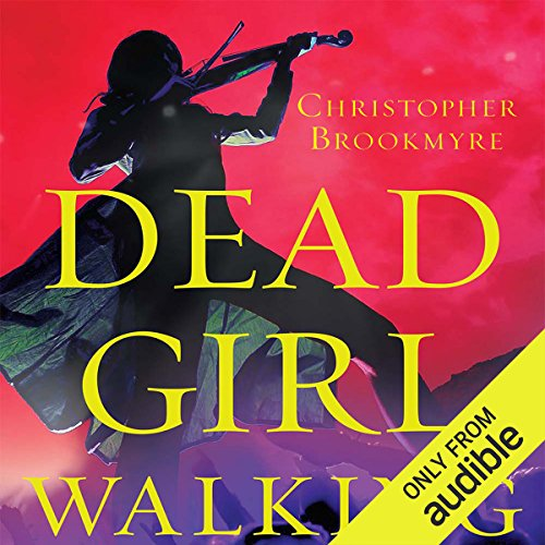 Dead Girl Walking audiobook cover art