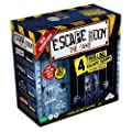 Escape Room The Game, Version 2 - with 4 Thrilling Escape Rooms   Solve The Mystery Board Game for Adults and Teens