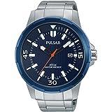 Pulsar Gents Stainless Steel Bracelet Watch