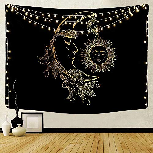 WERT Tapiz de Pared Tapiz de Fibra, impresión en Rollo en el Restaurante de la Esquina A11 200x150cm