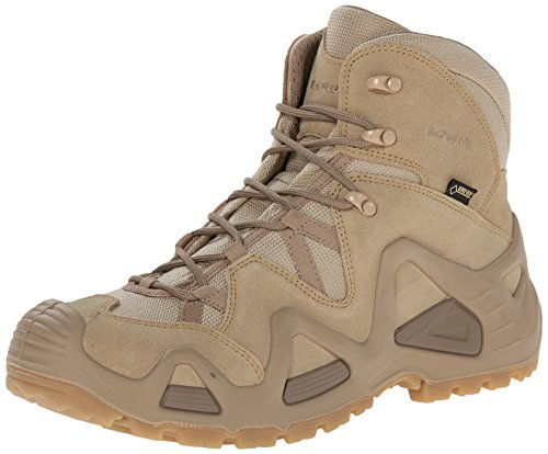 Lowa Men's Zephyr GTX Mid TF Hiking Boot,Desert,8 M US