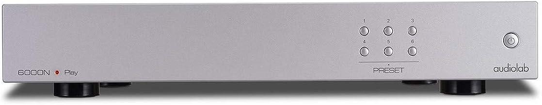 Audiolab 6000N Wi-Fi Audio Streaming Player/Internet Tuner - Silver