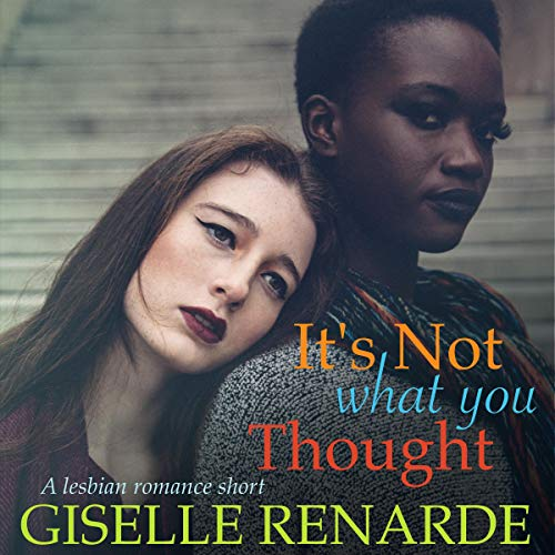 It's Not What You Thought audiobook cover art