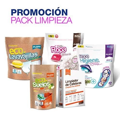 Flopp - Pack Productos Limpieza en Cápsulas Hidrosolubles ...