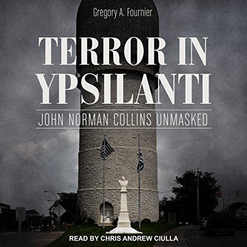 Terror in Ypsilanti audiobook cover art