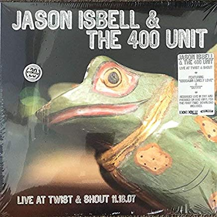 4b5642280919e Amazon.com: Jason Isbell and the 400 Unit