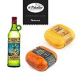 Pack Menorca - Queso Mahón Subaida Semi Mini. Queso Mahón curado Subaida Mini y Gin Xoriguer