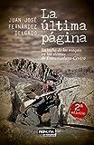 La Última Página: La lucha de los maquis en las sierras de Extremadura-Centro (Novela histórica)