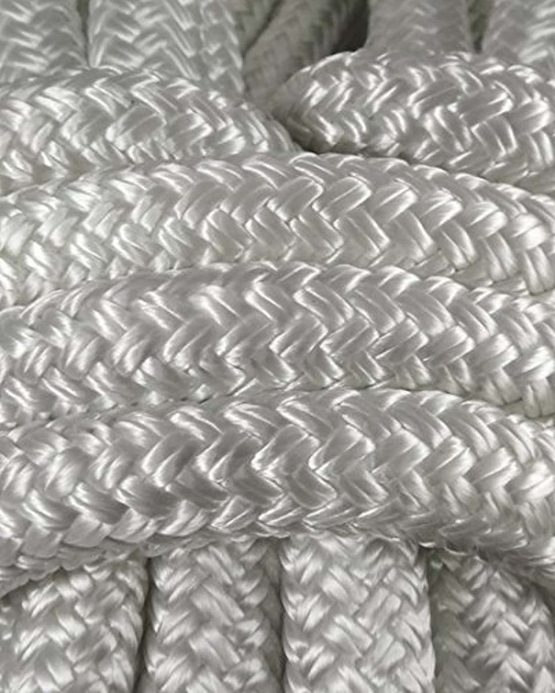 Miami Cordage Polyester Double Braid Rope, Domestic