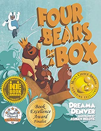 Four Bears in a Box