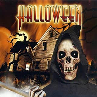 Halloween Sounds Of Horror (Ghostly Moans, Thunder claps, Blood curdling screams, Demonic screams, Demonic laughter, Creaking doors, Grave diggers, Bats, Cats, Howling wolves, Rattling chains, Evil laughter, and many more.)