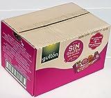 Gullón Chip Choco Galletas Sin Gluten Y Sin Azúcar Paquete 130 gr. (Caja de 12)