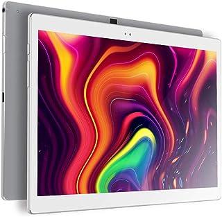 ALLDOCUBE X タブレット、10.5インチAMOLEDスクリーン、2560x1600解像度、2.1GHz MTK MT8176 CPU、4GB RAM、64GB ROM、Android 8.1、8MP/8MPカメラ、シルバー