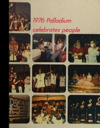 (Reprint) 1976 Yearbook: South Houston High School, South Houston, Texas