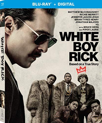 White Boy Rick [Blu-ray]