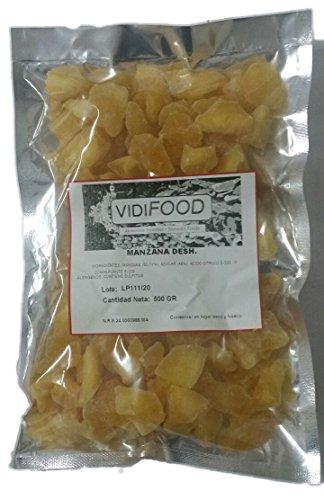 VidiFood Manzana Deshidratada - 500 g