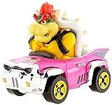Mattel- VEHICULO Mario Kart Hot Wheels SURT Control Remoto (MATGBG25)