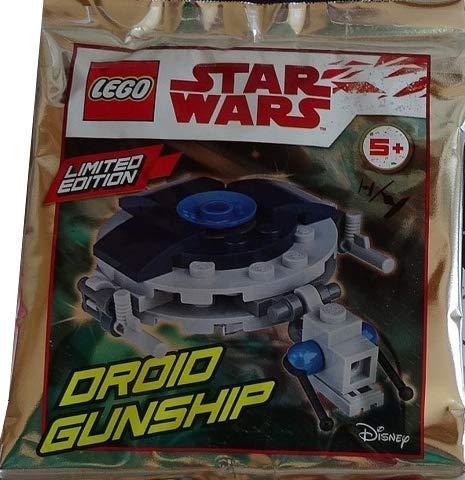 Blue Ocean LEGO Star Wars Droid Gunship Foil Pack Set 911729 (bolsa)
