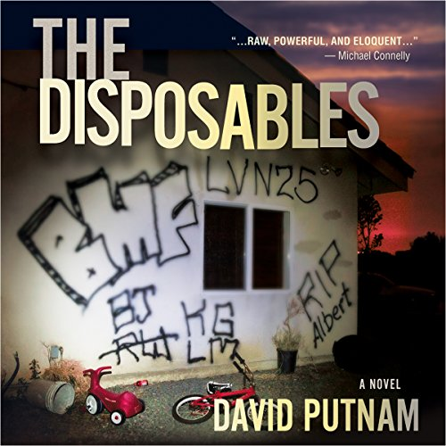 The Disposables audiobook cover art