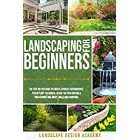 landscaping for beginners book