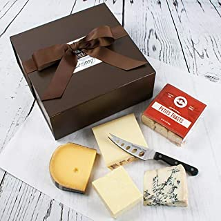 igourmet's Favorites - 4 Cheese Sampler in Gift Box (2 pound)