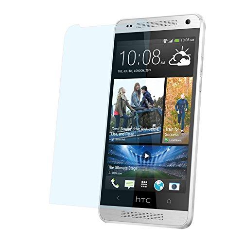 doupi Pantalla Película Protectora para HTC One (M7), Ultrathin Mate Anti Reflexión Reflejando optimizado Display Protector (9X en el Paquete)
