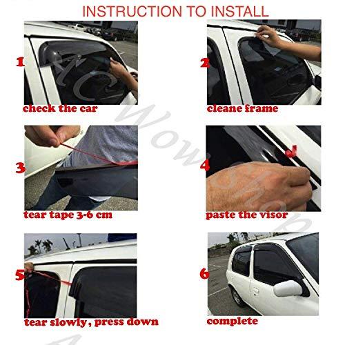 antihielo cortavientos con funda antipolvo /Lona magn/ética para el parabrisas del coche Amos/ Parasol universal