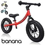 Banana GT – Laufrad 12 Zoll Lauflernrad Kinderrad für Jungen