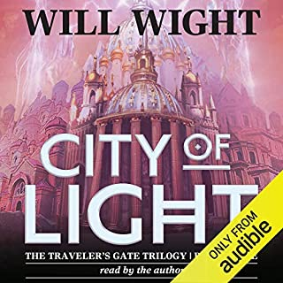 City of Light audiobook cover art