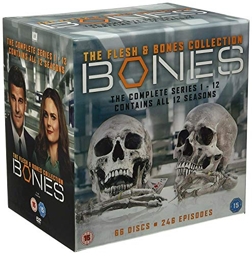 The Complete Series (Season 1-12) (66 DVDs)