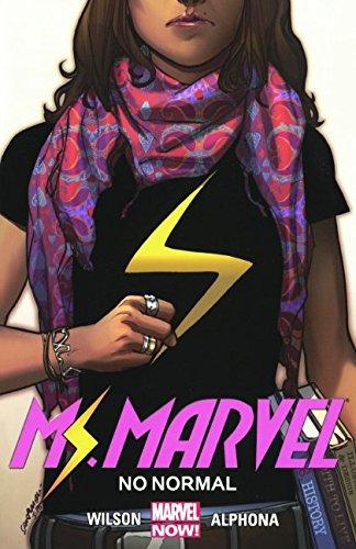 Ms. Marvel: No Normal (Turtleback School & Library Binding Edition)