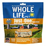 Whole Life Pet Pure Meat All Natural Freeze Dried Chicken Breast Treats 21 oz