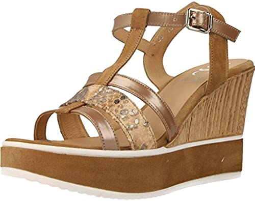 Sandaletten Sandalen Modell Silber, Farbe Sandaletten