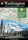 Washington Road & Recreation Atlas (Benchmark Recreation Atlases)