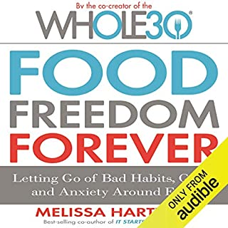 Food Freedom Forever audiobook cover art