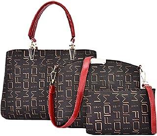 فوم حقيبة للنساء-متعدد الالوان - مجموعة حقائب اليد