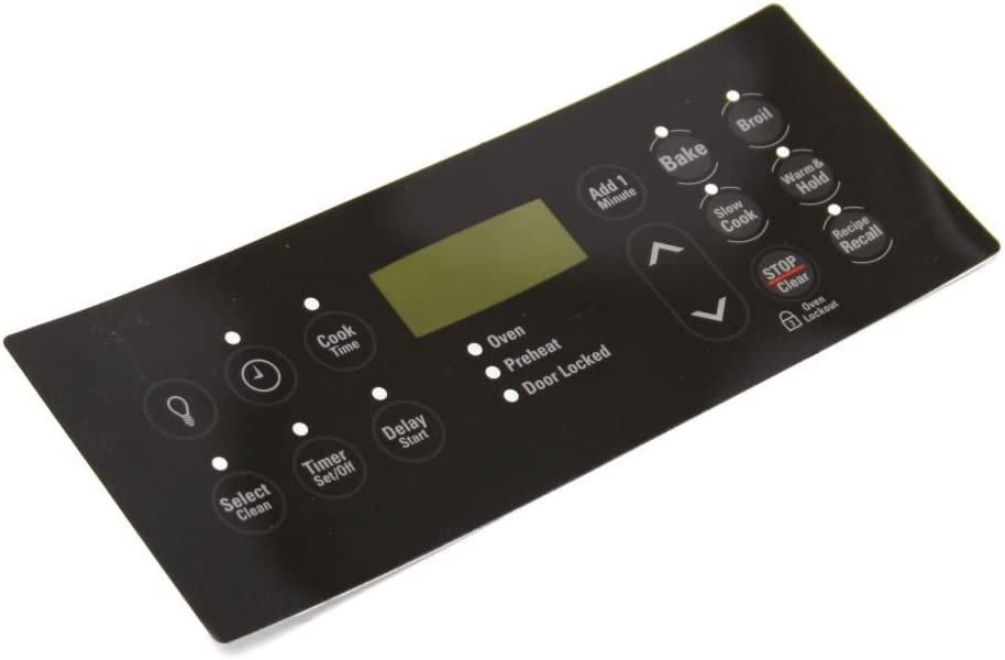 316419503 A surprise price is realized Range Oven Control Equipment Special price for a limited time Genuine Overlay Original