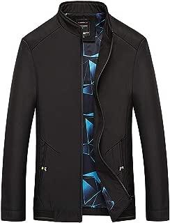 Zackate Mens Slim Fit Lightweight Windbreaker Casual Jacket Long Sleeve Stylish Outdoor Sportswear