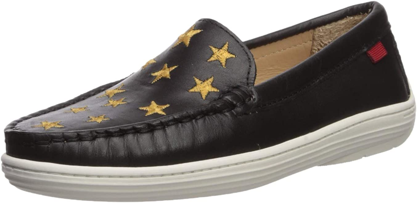 MARC JOSEPH NEW YORK Unisex-Child Gold with Max 82% Max 55% OFF OFF Star Leather Driver