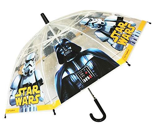Regenschirm Aut.TRASP.STAR WARS