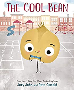 The Cool Bean (The Bad Seed Book 3) by [Jory John, Pete Oswald]