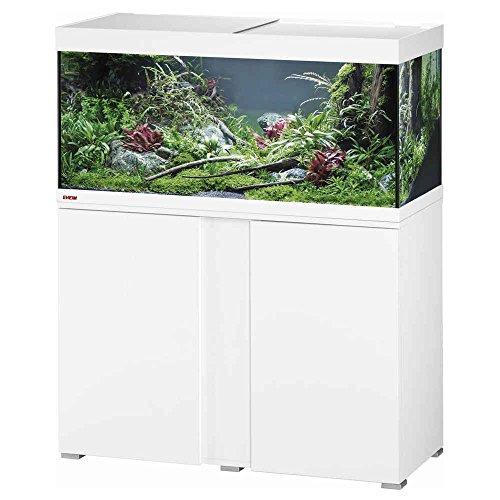 Eheim Vivaline LED Combi 17 W + Filtre Biopower 200 + Thermo Contrôle 150 W Blanc 180 L