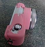A5100 Camera Case, Flexible Camera Silicone...