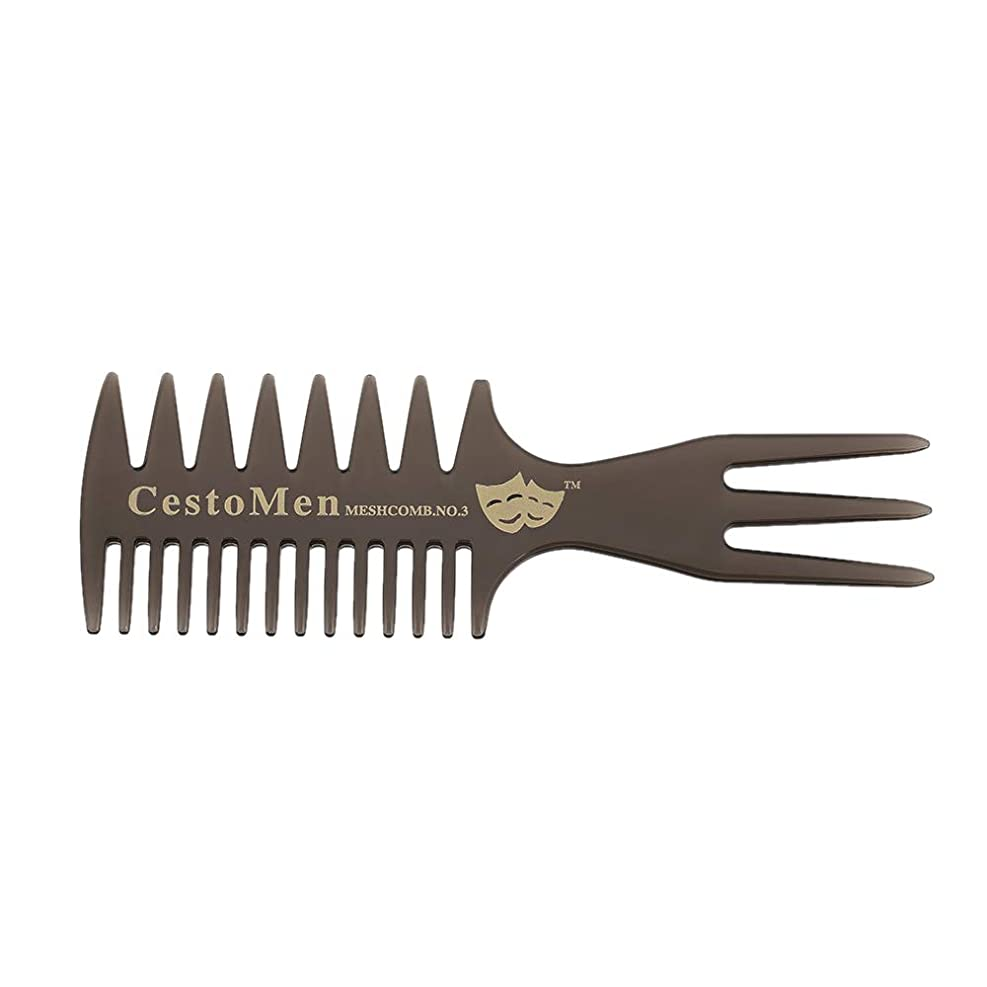 規範恐れるムスタチオThree-sided Hair Comb Insert Afro Hair Pick Comb Male Wide Tooth Classic Oil Slick Styling Hair Brush For Hair Styling Tool