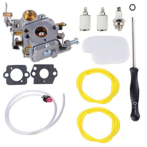 Tune Up Kit Filtre à Air Carburant Ligne 530057925 Filtre Pour Poulan Craftsman Tronçonneuse