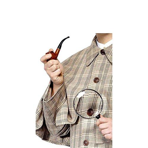 Set de detective Sherlock Holmes accesorios traje espía complementos