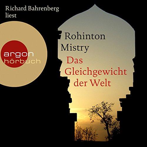 Das Gleichgewicht der Welt audiobook cover art
