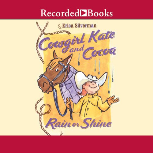 Cowgirl Kate and Cocoa cover art
